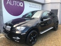 USED 2012 L BMW X6 3.0 XDRIVE40D 4d 302 BHP