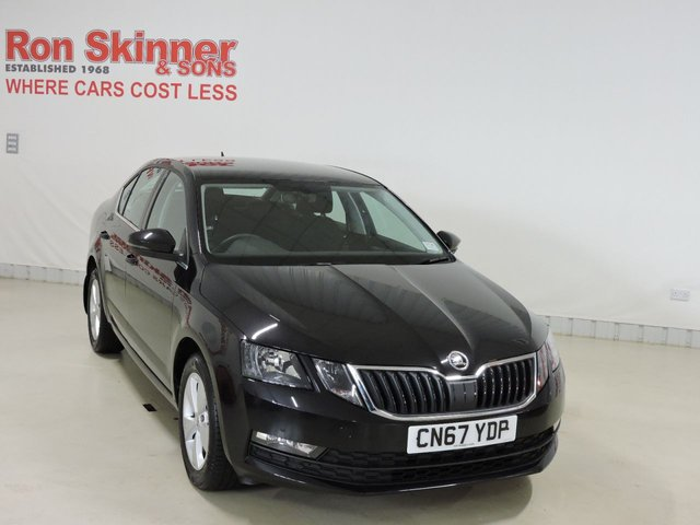 View our 2017 67 SKODA OCTAVIA 1.6 SE TECHNOLOGY TDI 5d 148 BHP