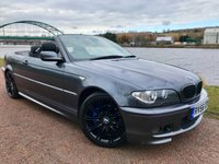 USED 2006 56 BMW 3 SERIES 2.0 320CD M SPORT EDITION 2d 148 BHP **SUPER RARE DIESEL CABBY**