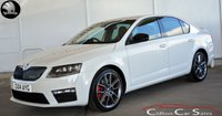 2014 SKODA OCTAVIA 2.0TDi VRS 5 DOOR 6-SPEED 181 BHP £SOLD