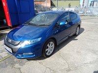 2011 HONDA INSIGHT 1.3 IMA ES-T 5d AUTO 100 BHP £6295.00