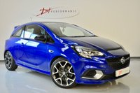 USED 2016 16 VAUXHALL CORSA 1.6 VXR 3d 202 BHP VERY LOW MILEAGE 1 PRIVATE OWNER CARBON MIRRORS AND GRILL