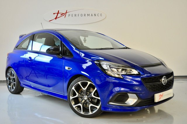 2016 16 VAUXHALL CORSA 1.6 VXR 3d 202 BHP VERY LOW MILEAGE 1 PRIVATE OWNER