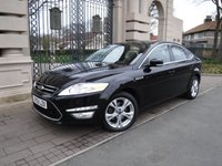 USED 2013 62 FORD MONDEO 2.0 TITANIUM TDCI 5d 138 BHP *** FINANCE & PART EXCHANGE WELCOME *** FULL LEATHER BLUETOOTH PHONE FRONT & REAR PARKING SENSORS AIR/CON CRUISE CONTROL