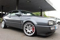 1993 VOLKSWAGEN CORRADO 2.9 VR6 with VW AUDI R32 Engine + ECU Upgrade + Sports Exhaust + SAT NAV £9990.00