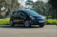 USED 2014 14 VAUXHALL CORSA 1.2 EXCITE AC CDTI ECOFLEX 5d One Owner | FSH | Finance?