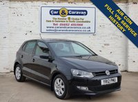 USED 2012 09 VOLKSWAGEN POLO 1.4 MATCH 5d 83 BHP Full VW HIstory Air Con TPMI 0% Deposit Finance Available