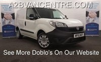 2015 FIAT DOBLO 1.3 16V MULTIJET 90 BHP + Facelift Model + 4.9% Flat Rate Finance Available+ Fully Ply Lined +  £4980.00