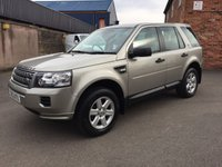 2013 LAND ROVER FREELANDER 2.2 TD4 GS 5d 150 BHP £15995.00