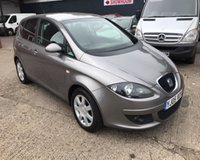 USED 2005 05 SEAT ALTEA 1.9 REFERENCE TDI 5d 103 BHP