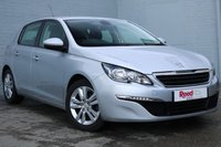 USED 2015 15 PEUGEOT 308 1.6 HDI ACTIVE 5d 92 BHP FULL SERVICE HISTORY