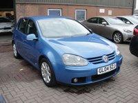 2004 VOLKSWAGEN GOLF 2.0 GT TDI 5d 138 BHP £2780.00