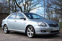 2007 TOYOTA AVENSIS 2.2 T180 D-4D 5d 175 BHP £2650.00