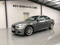 2009 BMW 3 SERIES 2.0 320D M SPORT HIGHLINE 2d AUTO 175 BHP £10000.00