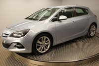 USED 2014 14 VAUXHALL ASTRA 2.0 TECH LINE GT CDTI S/S 5d 165 BHP