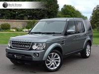USED 2015 15 LAND ROVER DISCOVERY 4 3.0 SDV6 COMMERCIAL XS 1d AUTO 255 BHP 5 SEATER