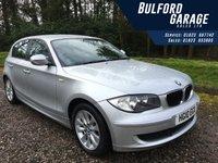 2010 BMW 1 SERIES 2.0 116I ES 5d 121 BHP £5794.00