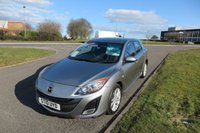 2010 MAZDA 3 1.6 TAKUYA Alloys,Air Con,Cruise,Bluetooth £4995.00