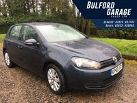 USED 2011 60 VOLKSWAGEN GOLF 1.6 MATCH TDI 5d 103 BHP