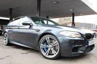 2012 BMW 5 SERIES 4.4 M5 4d AUTO 553 BHP £26990.00