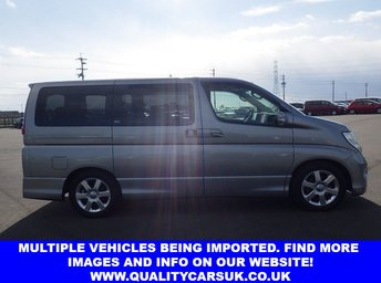 View our NISSAN ELGRAND