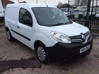 2014 RENAULT KANGOO 1.5 ML19 DCI 90 BHP 1 OWNER FSH NEW MOT BLUETOOTH £5000.00
