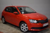 USED 2016 SKODA FABIA 1.0 MPi S 5 Door Hatchback