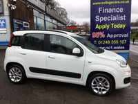 USED 2014 14 FIAT PANDA 1.2 LOUNGE 5d 69 BHP, only 9000 miles ***GREAT FINANCE DEALS AVAILABLE***