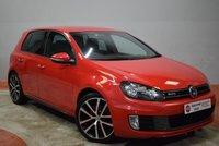 2012 VOLKSWAGEN GOLF 2.0 GTD TDI 5d 170 BHP £9945.00