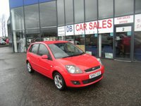 USED 2007 57 FORD FIESTA 1.2 ZETEC CLIMATE 16V 5d 78 BHP NO DEPOSIT AVAILABLE, DRIVE AWAY TODAY!!