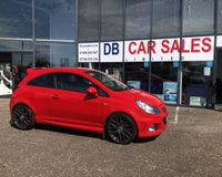 USED 2010 60 VAUXHALL CORSA 1.6 VXR 3d 189 BHP NO DEPOSIT AVAILABLE, DRIVE AWAY TODAY!!