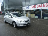 USED 2011 11 VAUXHALL ASTRA 1.6 SE 5d 113 BHP NO DEPOSIT AVAILABLE, DRIVE AWAY TODAY!!