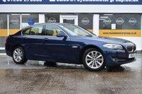 2011 BMW 5 SERIES 2.0 520D SE 4d 181 BHP £7999.00