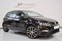 USED 2016 66 VOLKSWAGEN POLO 1.8 GTI 3d 189 BHP 1 PRIVATE OWNER PARKING PACK & CRUISE CONTROL