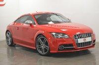2009 AUDI TTS 2.0 TFSI QUATTRO 3d 272 BHP £12995.00