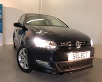 2014 VOLKSWAGEN POLO 1.4 MATCH EDITION 5d 83 BHP £6499.00