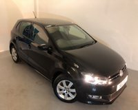2014 VOLKSWAGEN POLO 1.4 MATCH EDITION 5d 83 BHP £6950.00