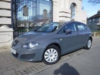 2009 SEAT LEON 1.9 S TDI 5d 89 BHP £3995.00