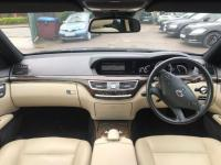 USED 2009 59 MERCEDES-BENZ S CLASS 3.0 S350 CDI BlueEFFICIENCY 7G-Tronic 4dr APPLY FINANCE NOW !!!