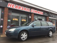 USED 2004 54 FORD MONDEO 2.0 LX TDCI 5d 130 BHP