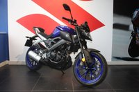 USED 2018 67 YAMAHA MT 125 ABS ***2018 ONLY 2,519 MILES***