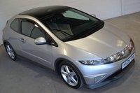 2008 HONDA CIVIC I-VTEC TYPE-S GT I-SHIFT £5250.00