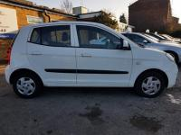 USED 2010 60 KIA PICANTO 1.0 1 5dr FSH+CD/RADIO+LOW MILEAGE
