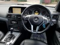 USED 2011 61 MERCEDES-BENZ E CLASS 3.0 E350 CDI BlueEFFICIENCY Sport Edition 125 7G-Tronic Plus (s/s) 2dr APPLY FINANCE NOW!!!