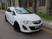 USED 2011 61 VAUXHALL CORSA 1.2 LIMITED EDITION 3d 83 BHP ++ ONLY 33000 MILES ++