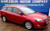 USED 2011 61 FORD FOCUS 2.0 TITANIUM TDCI 5d AUTO 139 BHP HERE WE HAVE THIS BRIGHT CANDY RED METALLIC 2011 61 FORD FOCUS 2.0 TURBO DIESEL TITANIUM AUTOMATIC ESTATE AIR CON ALLOYS CRUISE CONTROL FULL FORD SERVICE HISTORY 2 PRIVATE OWNERS MUST BE SEEN