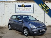 USED 2010 60 HYUNDAI I20 1.4 COMFORT 5d 99 BHP Full Service History Bluetooth 0% Deposit Finance Available
