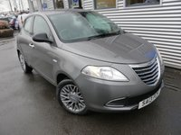 2013 CHRYSLER YPSILON 1.2 SE 5d 69 BHP £4380.00