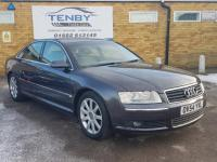 USED 2004 54 AUDI A8 3.0 CVT 4dr APPLY NOW, APPLY NOW
