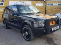 USED 2002 51 LAND ROVER RANGE ROVER 3.0 Td6 HSE 5dr TD6 AUTO+NAV+ LOW MILEAGE